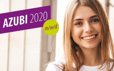 Ausbildung: AZUBI AB SOMMER 2020 (m/w/d)