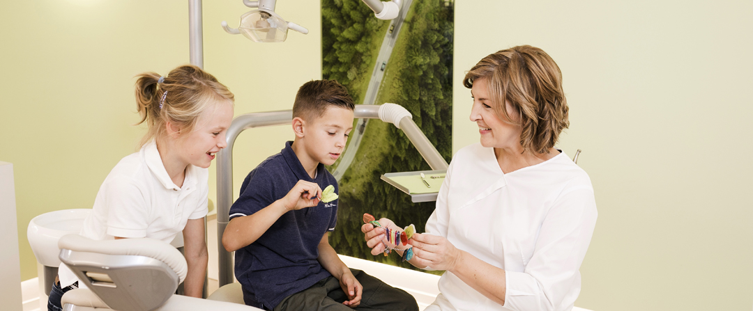 Dr Paul - Kinderbehandlung KFO